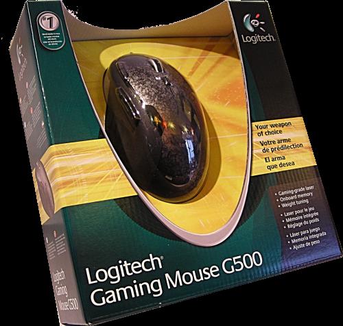 LogitechG500