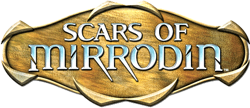 Scars of Mirrodin Logo